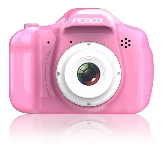 Camara Digital Pcbox Click - Fotos Y Filma Hd