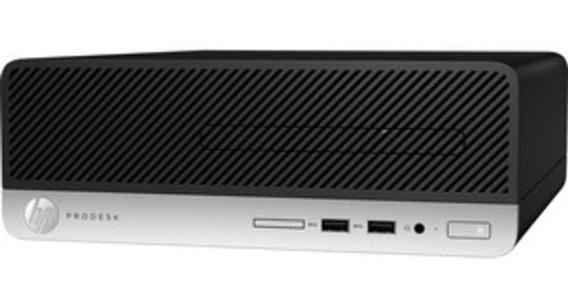 Hp Prodesk 400 G5 - Intel Core I3 8100 3.6 Ghz-4 Gb - 500 Gb