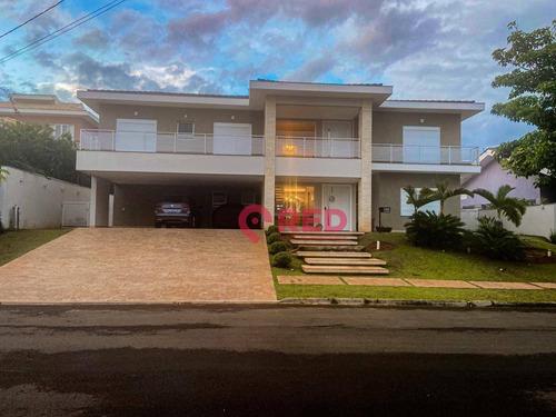Sobrado Com 7 Dormitórios À Venda, 650 M² Por R$ 2.000.000,00 - Condomínio Saint Charbel - Araçoiaba Da Serra/sp - So0305