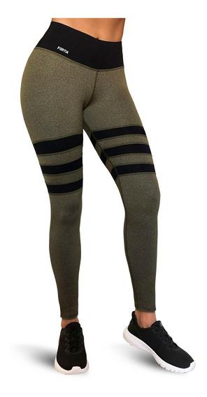 Legging Deportivo Mujer Suplex Brasileños Fortia Sportdk-159