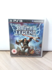 Brutal Legend Ps3 Usado