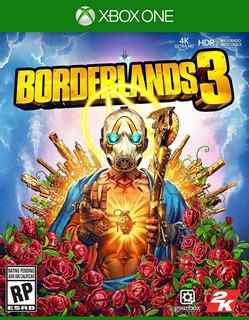 ..:: Borderlands 3 ::.. Para Xbox One Disponible Ya