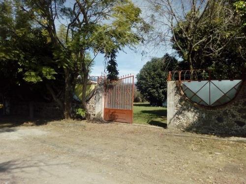 Terreno En Venta Fracc Altos De Oaxtepec