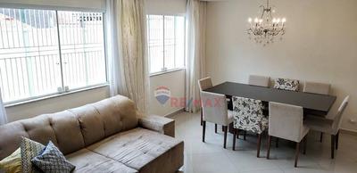 Sobrado Em Condomínio Com 03 Quartos À Venda, 110 M² Por R$ 480.000 - Penha De França - São Paulo/sp - So1523