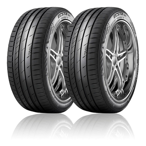 Pneu Aro 18 235/40zr18 95y Kumho Ecsta Ps71 Kit 2 Un