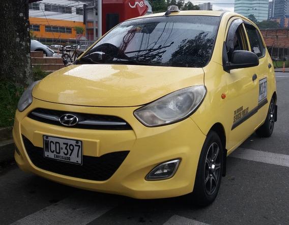Taxi I10 / 2014 / Mt 1.100, Muy Economico Listo Para Laborar