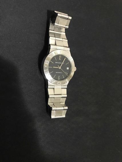 Relógio Bvlgari Original Ch35s D7139