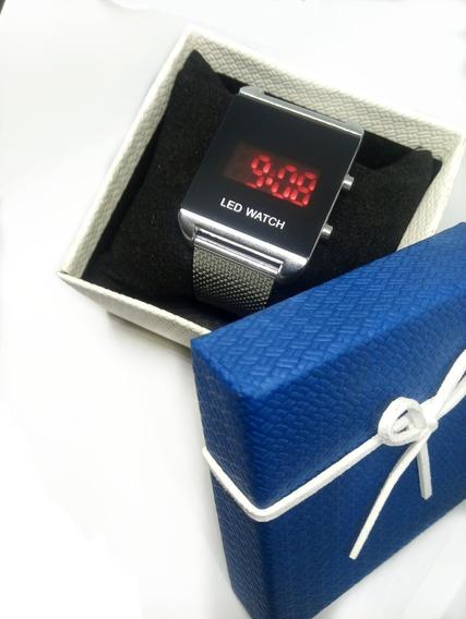 Atacado Kit 5 Relógios + 5 Caixas Feminino Digital - Revenda