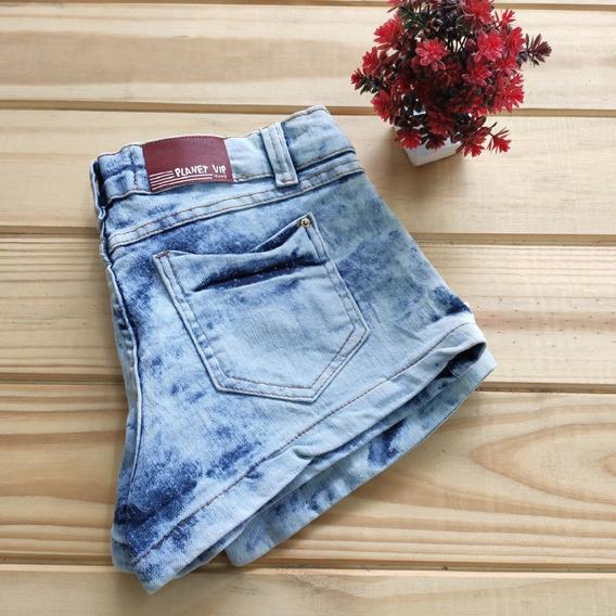 Kit 5 Shorts Jeans Femininos Top Verão Liquida Estoque