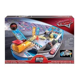 Oferta!!! Pista Reto Pinball Miniracers Mattel + 2 Miniracer