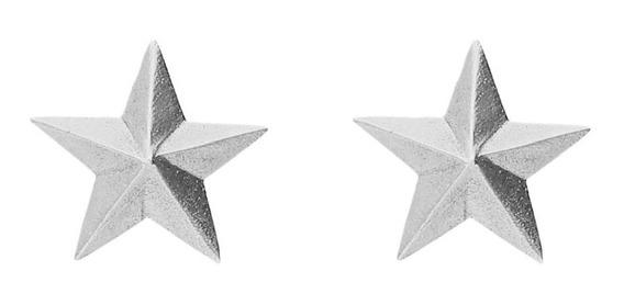Aretes De Plata 925 En Forma De Estrella Gayatri