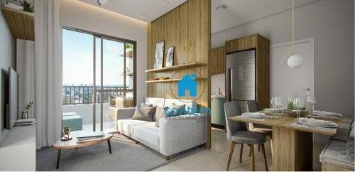 Imagem 1 de 30 de Ap2172 - Condomínio Aquarela Bela Vista Apartamento Com 2 Dormitórios À Venda, 54 M² Por R$ 357.334 - Ap2172