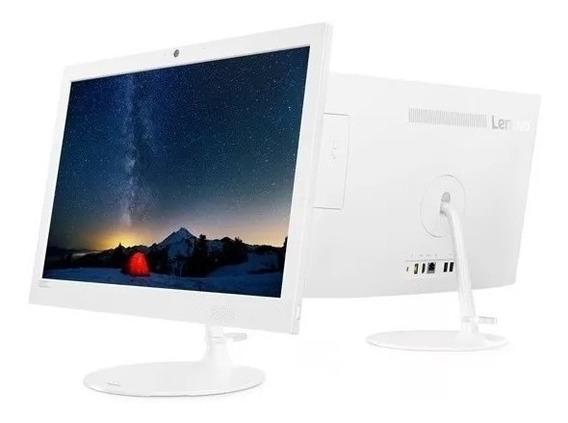 All-in-one Lenovo 330 19.5 , Amd A6-9200 4gb, 1tb, Blanco