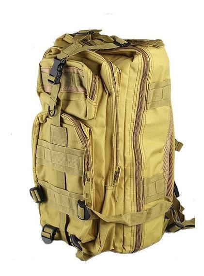 Mochilas 30l Táctica Militar De Asalto Color Mud