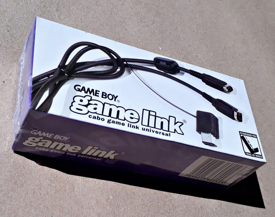 Cabo Game Link Gameboy Pocket - Color Adv Original Nintendo