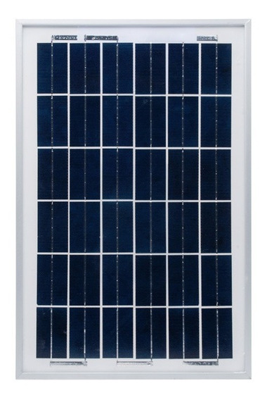 20 Módulos Fotovoltaicos Policristalino 10w Sistema De 12v
