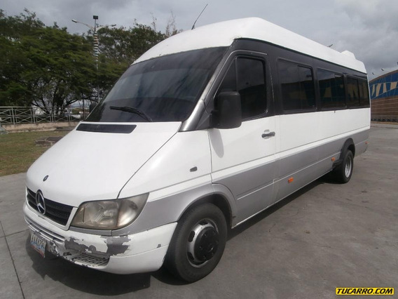Autobuses Mercedes-benz Sprinter