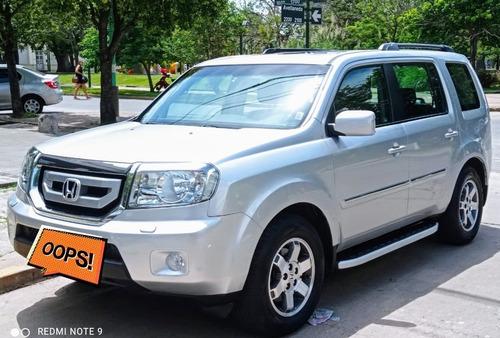 Honda Pilot 3.5 V6 257 Cv 4x4 2009 (8 Plazas)