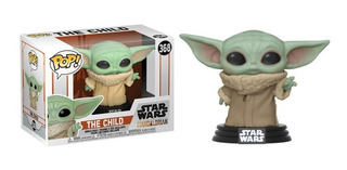 Funko Pop Star Wars Baby Yoda The Child (368)