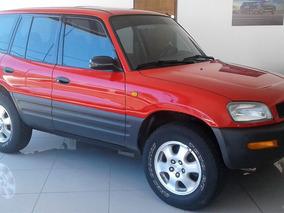 Toyota Rav4 4x4 Solo 77800 Km Unica!!!!! Nueva. Permuto