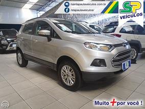Ford Ecosport Nova Se Mt 1.6 2017 - Santa Paula Veículos