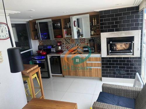 Imagem 1 de 21 de Apartamento Com 3 Dormitórios À Venda, 108 M² Por R$ 970.000,00 - Vila Califórnia - São Paulo/sp - Ap2312