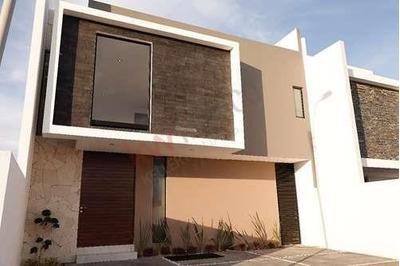 Casa Nueva Opción A 4 Recamaras, Excelentes Acabados, Condesa Juriquilla