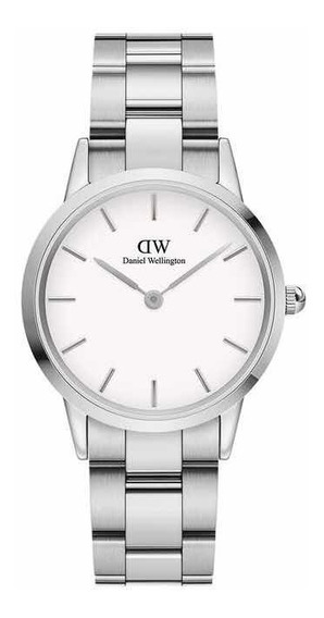 Daniel Wellington | Iconic Link 32mm ( Silver / White )