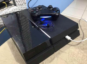 Playstation 4 500gb + 21 Jogos
