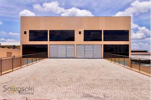 Galpão/pavilhão Para Alugar No Bairro Roça Grande Em - 7203-2