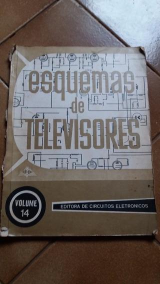 Esquema Televisores Antigos Vol14