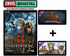 Age Of Empire 2, Forgotten, African Kingdoms - Envio Digital