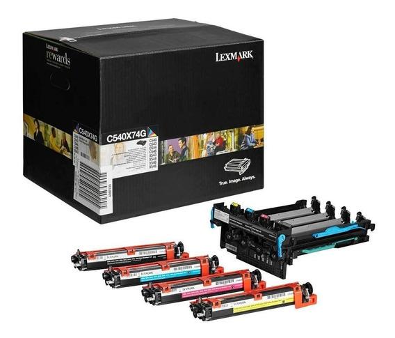 Drum Lexmark C540x74g C540 C543 C544 X543 X544 X546 X548