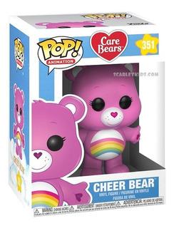 Funko Pop Care Bears Cheer Bear 351 Original Scarlet Kids