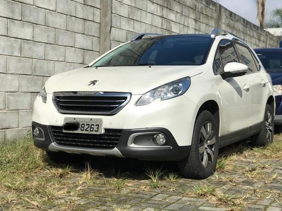 Peugeot 2008 1.6 16v Griffe Flex Automático Flex 5p 42.000km