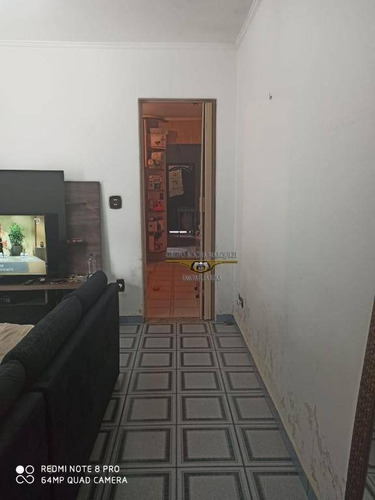 Terreno À Venda, 245 M² Por R$ 490.000,00 - Jardim Vila Formosa - São Paulo/sp - Te0109