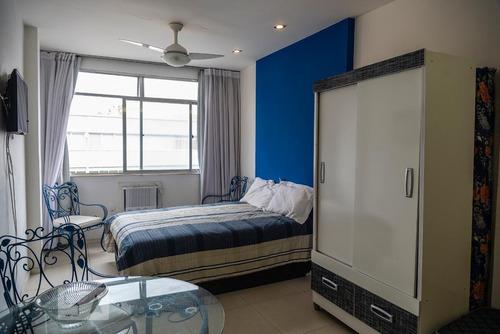 Apartamento Para Aluguel - Copacabana, 1 Quarto,  30 - 893093232
