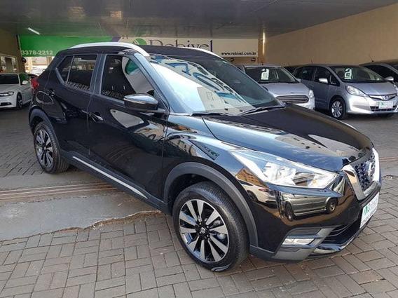 Nissan Kicks Sv Cvt 1.6 16v Flex 5p Aut 2017