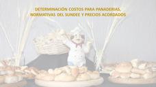 Determinación Del Costo En Panadería Y Normativa Del Sundee