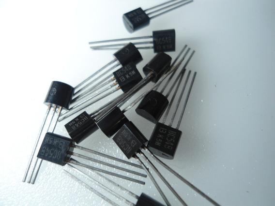 Transistor / Bc548 - Embalagem Com 12 Peças