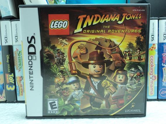 Lego Indiana Jones The Original Adventures - Em Até 12x !