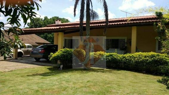 Chácara Residencial À Venda, Pinheirinho, Vinhedo. - Ch0042