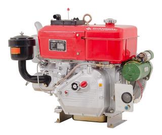 Motor Estacionário Diesel Partida Elétrica 10.5hp Changchai