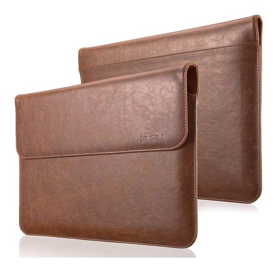 Macbook Air Pro 13/ 13.3 Apple Retina Bolsa Couro Pasta Case