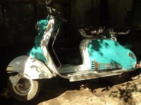 Motoneta Lambretta Año 1955
