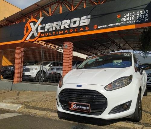 Imagem 1 de 15 de Ford New Fiesta Se 1.6 Flex 2014- Oportunidade