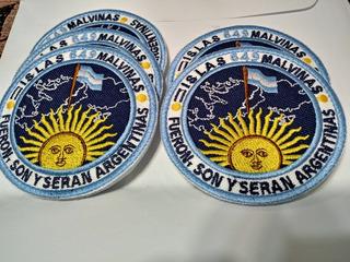 Nuevos Parches Malvinas/ Pm 601/ Fanfarria Alto Peru Y Mas