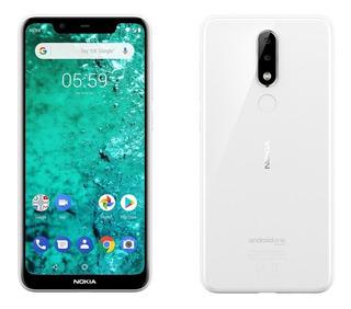 Telefono Celular Nokia 5.1 / 5.86p / 3gb Ram /32gb Int / Lib