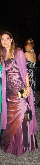 Vestido De Fiesta Matices