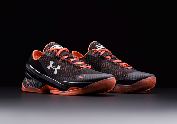 Zapatillas De Basquet Under Armour Curry Low 2 En Stock